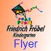 Der Flyer des Friedrich Fröbel Kindergartens als PDF-Datei