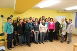 """Die Mitgliederversammlung der Elterniniative """"Kita Wawuschels e.V."""" am 25.03.2014"""