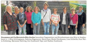 Tagesmuetter in Sendenhorst